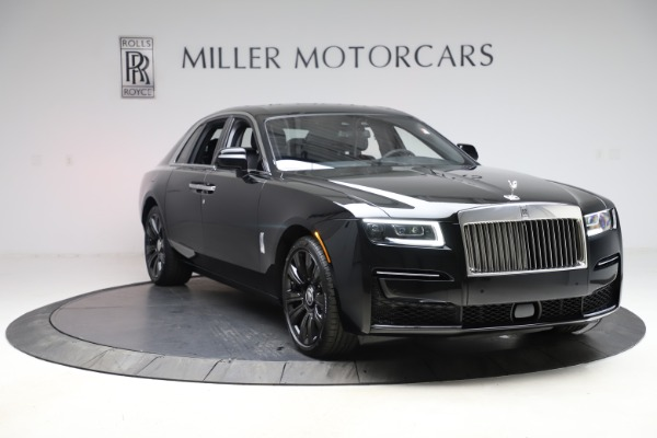 New 2021 Rolls-Royce Ghost for sale $374,150 at Maserati of Westport in Westport CT 06880 12