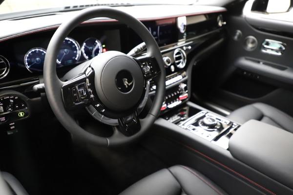 New 2021 Rolls-Royce Ghost for sale $374,150 at Maserati of Westport in Westport CT 06880 16