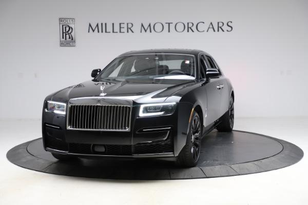 New 2021 Rolls-Royce Ghost for sale $374,150 at Maserati of Westport in Westport CT 06880 2