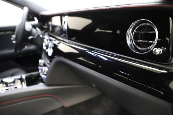 New 2021 Rolls-Royce Ghost for sale $374,150 at Maserati of Westport in Westport CT 06880 24