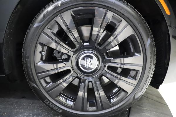 New 2021 Rolls-Royce Ghost for sale $374,150 at Maserati of Westport in Westport CT 06880 27