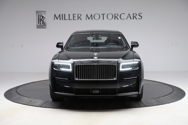 New 2021 Rolls-Royce Ghost for sale $374,150 at Maserati of Westport in Westport CT 06880 3