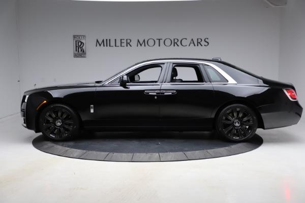 New 2021 Rolls-Royce Ghost for sale $374,150 at Maserati of Westport in Westport CT 06880 4