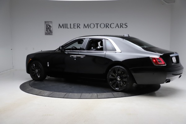 New 2021 Rolls-Royce Ghost for sale $374,150 at Maserati of Westport in Westport CT 06880 5