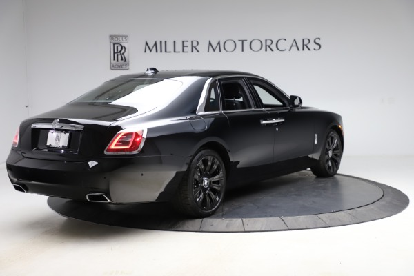 New 2021 Rolls-Royce Ghost for sale $374,150 at Maserati of Westport in Westport CT 06880 9