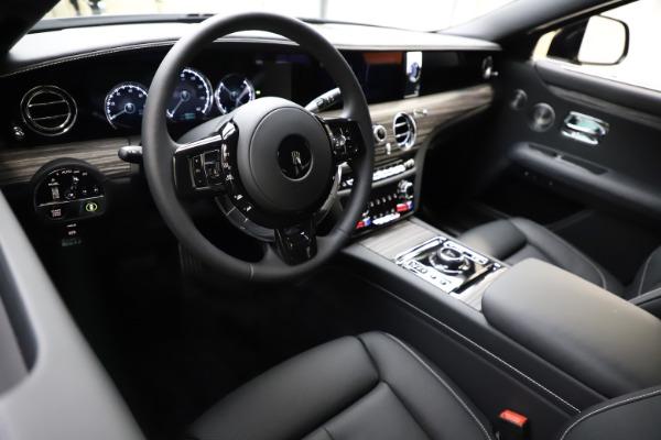 New 2021 Rolls-Royce Ghost for sale $370,650 at Maserati of Westport in Westport CT 06880 15