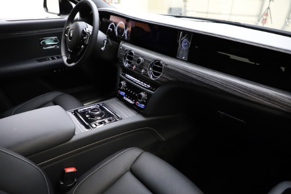 New 2021 Rolls-Royce Ghost for sale $370,650 at Maserati of Westport in Westport CT 06880 16