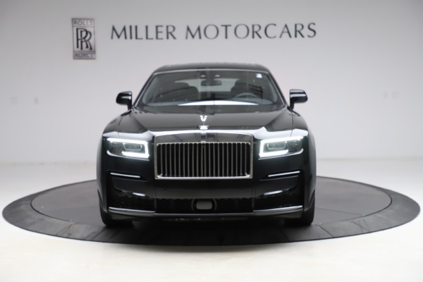 New 2021 Rolls-Royce Ghost for sale $370,650 at Maserati of Westport in Westport CT 06880 2