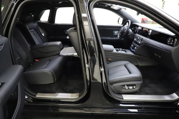 New 2021 Rolls-Royce Ghost for sale $370,650 at Maserati of Westport in Westport CT 06880 21