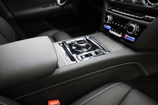New 2021 Rolls-Royce Ghost for sale $370,650 at Maserati of Westport in Westport CT 06880 23