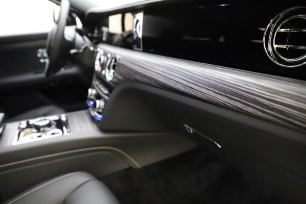 New 2021 Rolls-Royce Ghost for sale $370,650 at Maserati of Westport in Westport CT 06880 24
