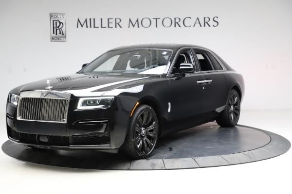 New 2021 Rolls-Royce Ghost for sale $370,650 at Maserati of Westport in Westport CT 06880 3