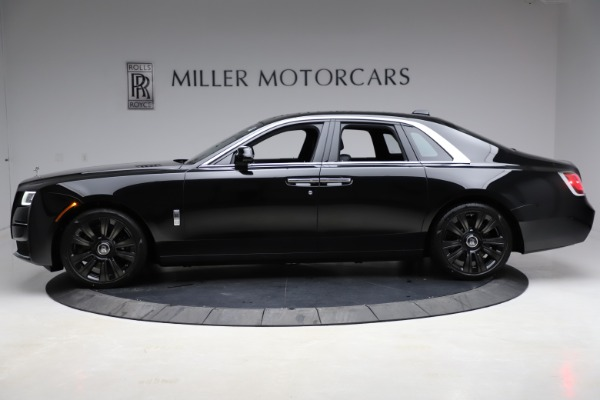 New 2021 Rolls-Royce Ghost for sale $370,650 at Maserati of Westport in Westport CT 06880 4