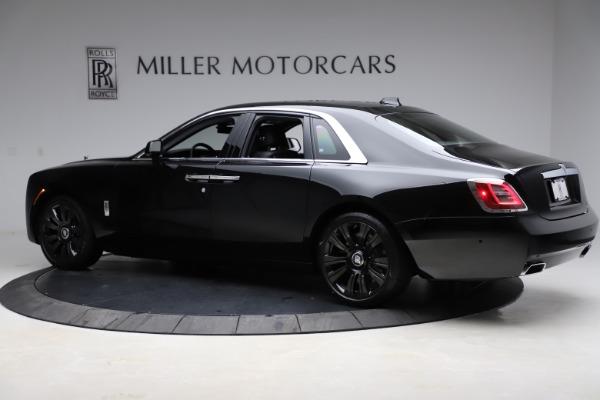 New 2021 Rolls-Royce Ghost for sale $370,650 at Maserati of Westport in Westport CT 06880 5