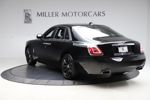 New 2021 Rolls-Royce Ghost for sale $370,650 at Maserati of Westport in Westport CT 06880 6