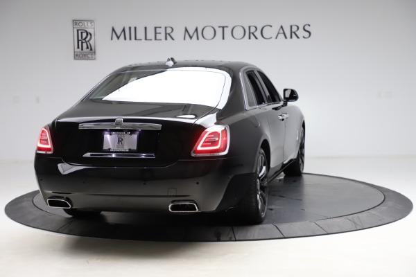 New 2021 Rolls-Royce Ghost for sale $370,650 at Maserati of Westport in Westport CT 06880 8