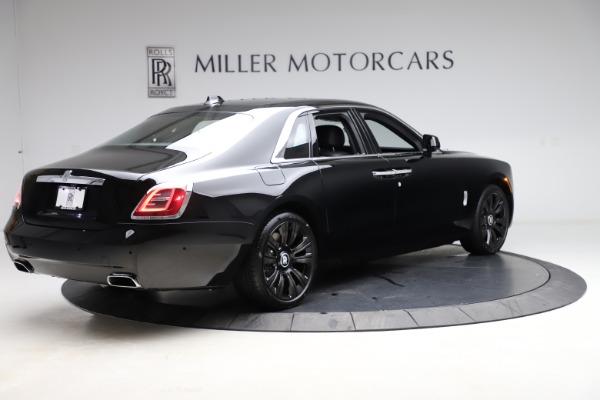 New 2021 Rolls-Royce Ghost for sale $370,650 at Maserati of Westport in Westport CT 06880 9