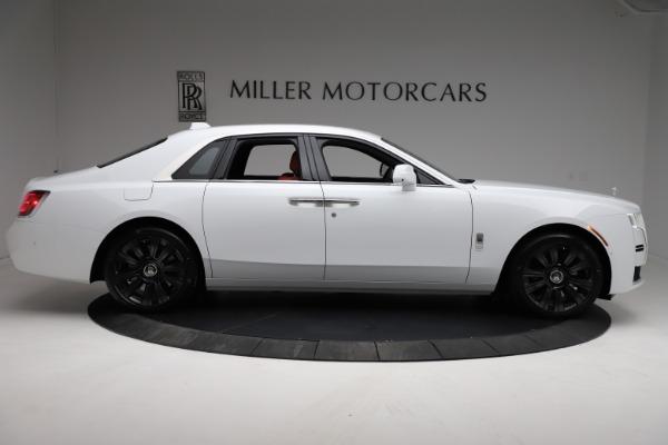 New 2021 Rolls-Royce Ghost for sale $390,400 at Maserati of Westport in Westport CT 06880 10