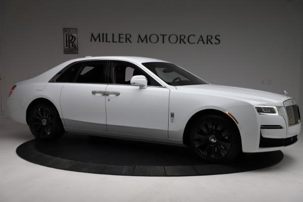 New 2021 Rolls-Royce Ghost for sale $390,400 at Maserati of Westport in Westport CT 06880 11
