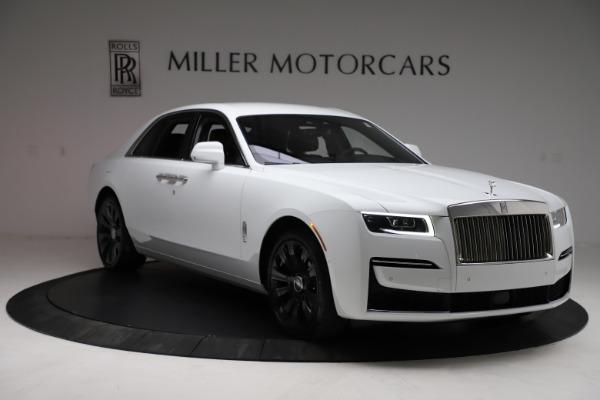 New 2021 Rolls-Royce Ghost for sale $390,400 at Maserati of Westport in Westport CT 06880 12