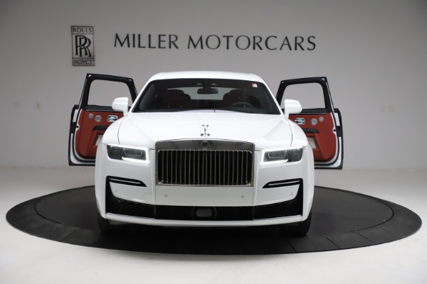 New 2021 Rolls-Royce Ghost for sale $390,400 at Maserati of Westport in Westport CT 06880 13