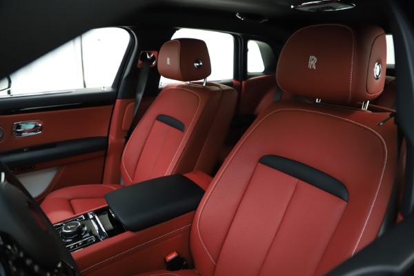 New 2021 Rolls-Royce Ghost for sale $390,400 at Maserati of Westport in Westport CT 06880 14
