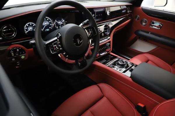 New 2021 Rolls-Royce Ghost for sale $390,400 at Maserati of Westport in Westport CT 06880 16