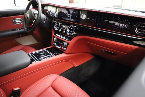 New 2021 Rolls-Royce Ghost for sale $390,400 at Maserati of Westport in Westport CT 06880 17