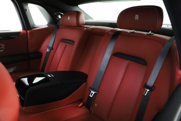 New 2021 Rolls-Royce Ghost for sale $390,400 at Maserati of Westport in Westport CT 06880 19