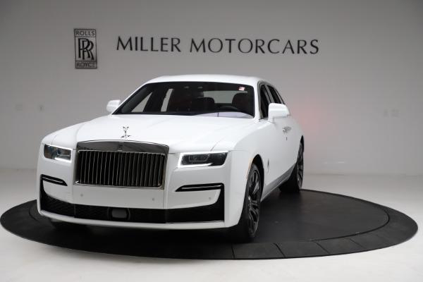 New 2021 Rolls-Royce Ghost for sale $390,400 at Maserati of Westport in Westport CT 06880 2
