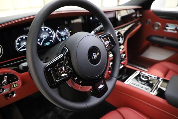 New 2021 Rolls-Royce Ghost for sale $390,400 at Maserati of Westport in Westport CT 06880 23