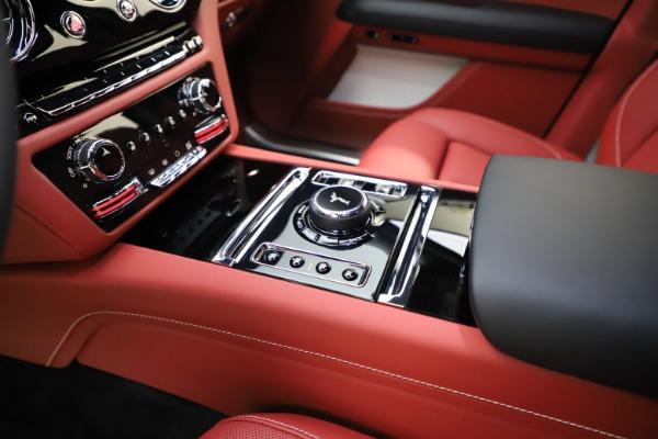 New 2021 Rolls-Royce Ghost for sale $390,400 at Maserati of Westport in Westport CT 06880 24