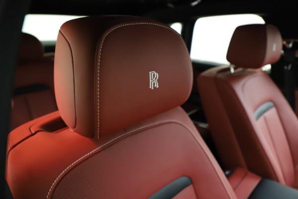 New 2021 Rolls-Royce Ghost for sale $390,400 at Maserati of Westport in Westport CT 06880 26