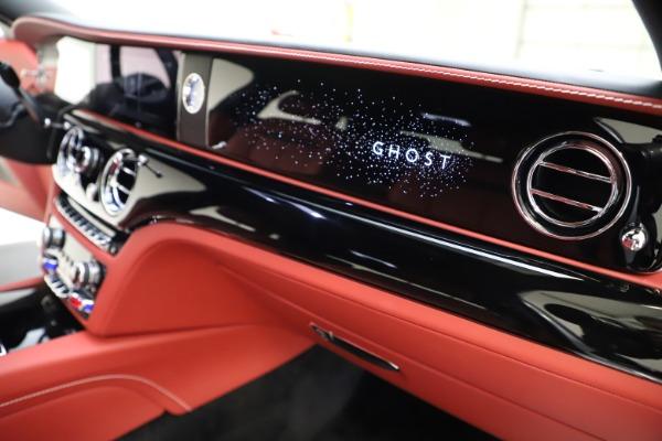 New 2021 Rolls-Royce Ghost for sale $390,400 at Maserati of Westport in Westport CT 06880 27