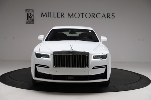 New 2021 Rolls-Royce Ghost for sale $390,400 at Maserati of Westport in Westport CT 06880 3
