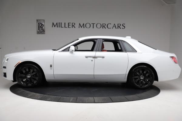 New 2021 Rolls-Royce Ghost for sale $390,400 at Maserati of Westport in Westport CT 06880 4