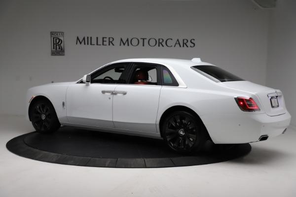 New 2021 Rolls-Royce Ghost for sale $390,400 at Maserati of Westport in Westport CT 06880 5
