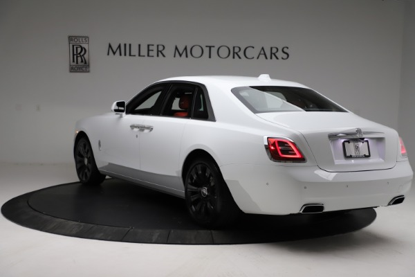 New 2021 Rolls-Royce Ghost for sale $390,400 at Maserati of Westport in Westport CT 06880 6