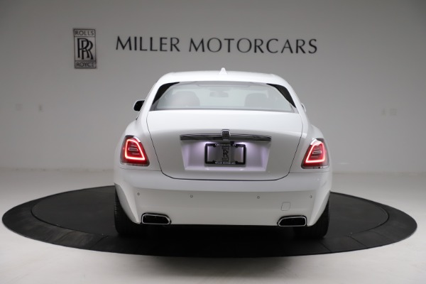 New 2021 Rolls-Royce Ghost for sale $390,400 at Maserati of Westport in Westport CT 06880 7