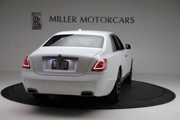 New 2021 Rolls-Royce Ghost for sale $390,400 at Maserati of Westport in Westport CT 06880 8