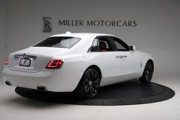 New 2021 Rolls-Royce Ghost for sale $390,400 at Maserati of Westport in Westport CT 06880 9