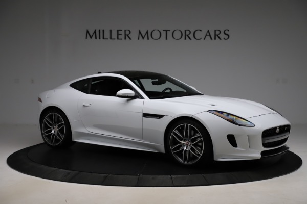 Used 2016 Jaguar F-TYPE R for sale $58,900 at Maserati of Westport in Westport CT 06880 10