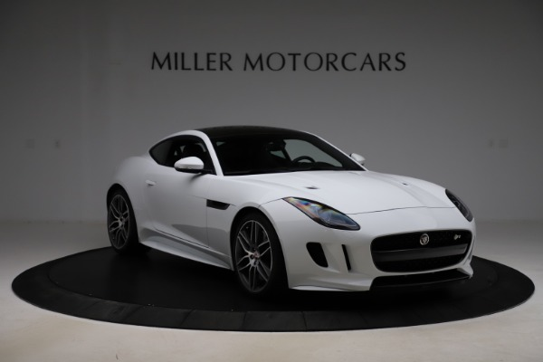 Used 2016 Jaguar F-TYPE R for sale $58,900 at Maserati of Westport in Westport CT 06880 11