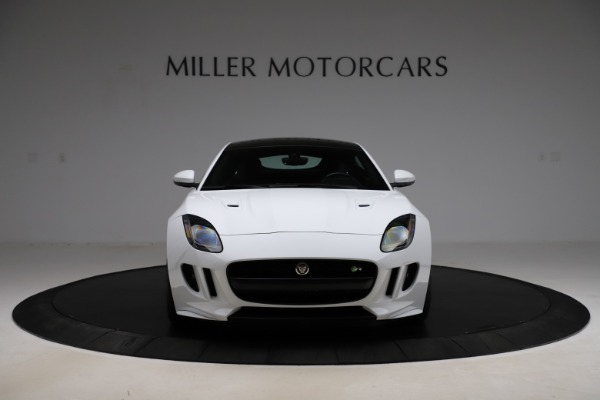 Used 2016 Jaguar F-TYPE R for sale $58,900 at Maserati of Westport in Westport CT 06880 12