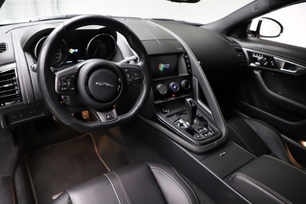 Used 2016 Jaguar F-TYPE R for sale $58,900 at Maserati of Westport in Westport CT 06880 13