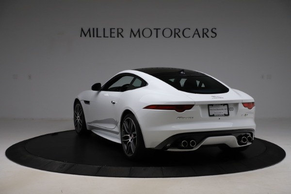 Used 2016 Jaguar F-TYPE R for sale $58,900 at Maserati of Westport in Westport CT 06880 5