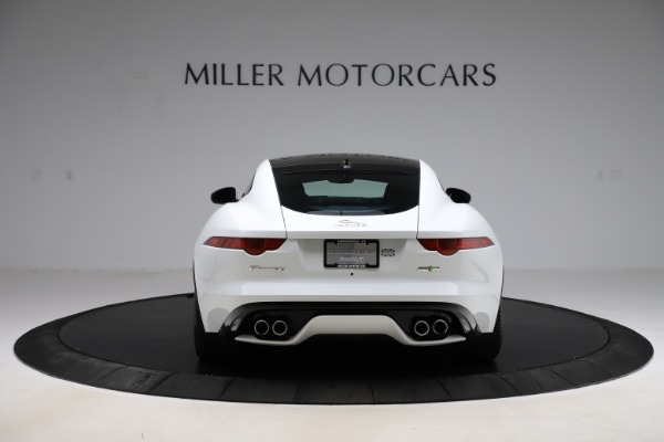 Used 2016 Jaguar F-TYPE R for sale $58,900 at Maserati of Westport in Westport CT 06880 6