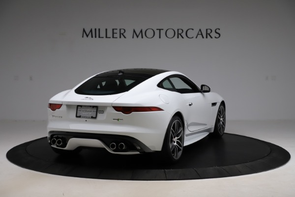 Used 2016 Jaguar F-TYPE R for sale $58,900 at Maserati of Westport in Westport CT 06880 7