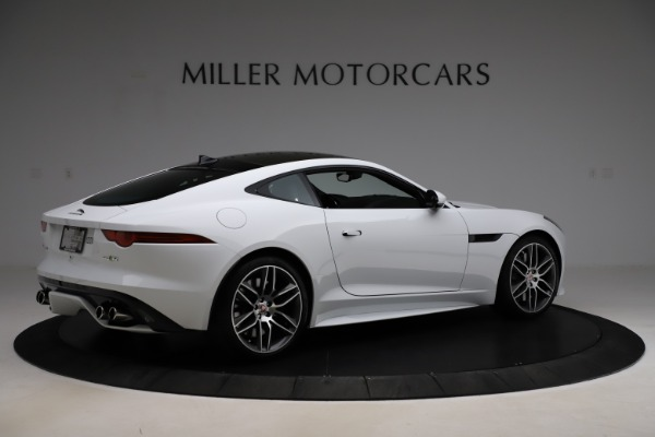 Used 2016 Jaguar F-TYPE R for sale $58,900 at Maserati of Westport in Westport CT 06880 8