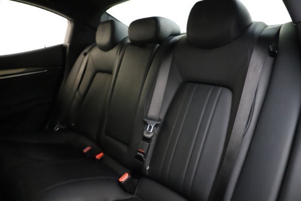 Used 2017 Maserati Ghibli S Q4 for sale $44,900 at Maserati of Westport in Westport CT 06880 18